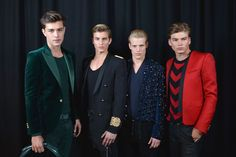 Backstage: Balmain X H&M Collection | Male Fashion Trends