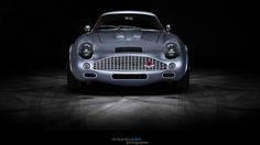 A Carbon Aston Martin DB4 Zagato - recreated over a modern DBS by Evanta Motor Co