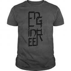 Engineer Character T-Shirts