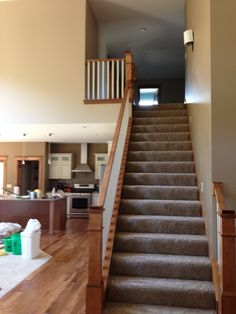 House Stairs, Homes, Home Decor, Houses, Decoration Home, Room Decor, Home, Interior Design, Home Interiors