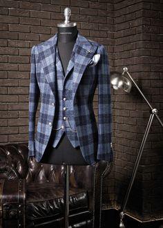 Tagliatore - F/W 2014-2015 Source: tremezzo.jp Menswear & suits inspiration