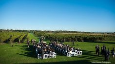 Saltwater Farm Vineyard in Stonington CT is a beautiful venue if you like the idea of getting married at a vineyard.