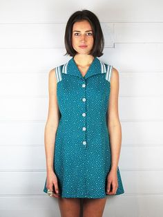 Vintage Audrina Dress