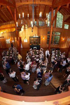 Harry Potter Wedding: Great Hall reception
