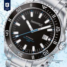 #scafograf300 #deepevolution #eberhard_co #eberhardwatches #eberhard #scafograf #divingwatch www.eberhard-co-watches.ch