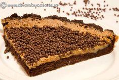 Chocolate and orange tart Chocolate And Orange Tart, Cakes Plus, Fudge, Tiramisu, Cookies, Ethnic Recipes, Desserts, Drink, Food