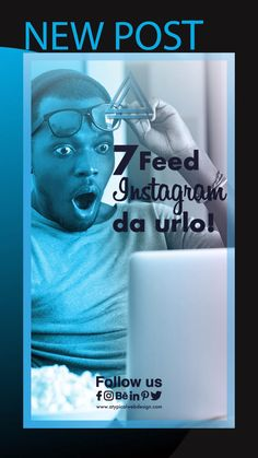 Abbiamo scelto per questo post 7 fantastiche idee per migliorare da subito il tuo profilo. #atypicalwebdesign #feed #strategy #produttività #lavorodacasa #lavoroonline #socialmediatips #marketing #marketingdigital #marketingstrategy #businessonline #strategie #creativity #behance #marketingitalia #italiatips #businessitalia #businessowner #socialmediamarketingtips #behance #successtip #marketingtips #tips #agenziamarketing #layout #business #contentcreator #strategy Atypical, Web Design, Behance, Success, Marketing, Movie Posters, Fictional Characters, Instagram, Design Web