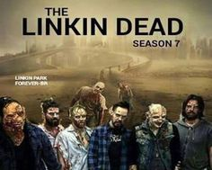 Linkin Zombie Park. Watch out or, they will eat your voices to, become the best Rock group ever to still live! kslp