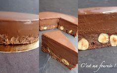 """C'est ma fournée !: Le """"Fraîcheur chocolat"""" de Pierre Hermé : mini tra..."""
