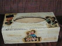 box Decoupage, Box, Handmade, Snare Drum, Hand Made, Handarbeit