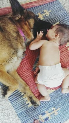 Nobody will ever harm her human baby!