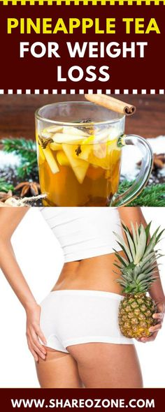 Pineaplle for weightloss