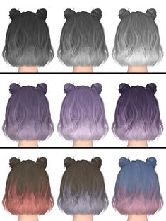 [spectacledchic-sims4] Leahlillith Layla Recolor:) ============================== 100000000% hair texture hand draw by myself 18 colors Hair TOU• PLEASE DO NOT RE-UPLOAD OR CLAIM AS YOUR OWN • PLEASE...
