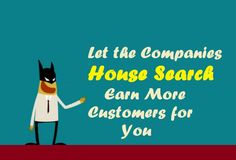 Let the Companies Earn More Customers for You Companies House, Let It Be, Search, Searching