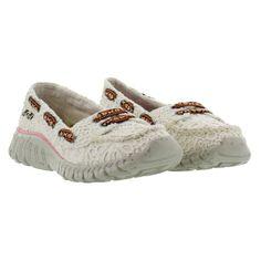 Tigerbear Republik Shoes, Womens Wolfie Natural Tequila Crochet - £44.99 Cute Casual Shoes, New Shoes, Tequila, Slippers, Natural, Crochet, Women, Fashion, Moda