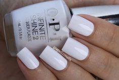 Grape Fizz Nails: OPI Infinite Shine Soft Shades 2015