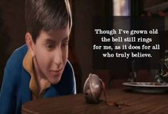 The Polar Express 28 Movie Quotes Guaranteed To Make You Cry Every Time Polar Express Quotes, Polar Express Theme, Polar Express Movie, Christmas Movie Quotes, Christmas Pictures, Christmas Ideas, Xmas Quotes, Christmas Decorations, Christmas Stuff