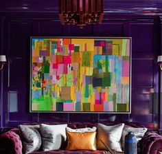 Interior Color Schemes, Colorful Interiors, Art, Art Background, Kunst, Performing Arts