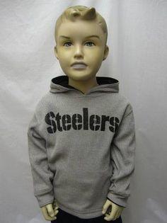 Steelers Toddler Reversible Hooded Sweatshirt Pittsburgh Steelers Merchandise, Hooded Sweatshirts, Hoods, Sweaters, Fashion, Moda, Cowls, Fashion Styles, Food
