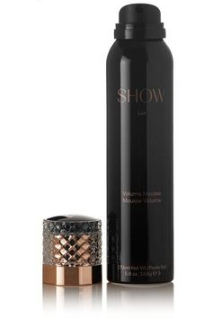 Instructions for use: Apply to damp hair, evenly distributing from root to tip For a nourished look and feel, apply [SHOW Pure Treatment Oil id442702], followed by [Show Thermal Protect id442704] before applying SHOW Lux Volume Mousse 176ml/ 6.1fl.oz.
