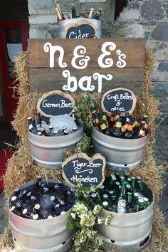 Wedding – Niamh & Eoghan – Jacks Coastguard Restaurant, Cromane Dance Sing, Songs To Sing, Tiger Beer, Water Trough, Our Wedding, Wedding Ideas, German Beer, Newly Married, Craft Beer