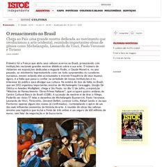 Veículo: site IstoÉ (14/6/2013). Clique na imagem para ler a matéria completa.