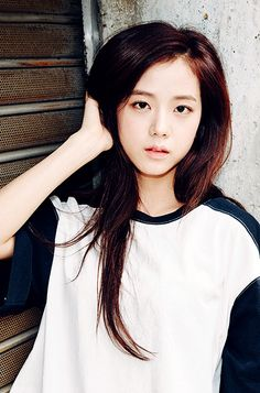 BLACK PINK [YG new girl group] - Jisoo
