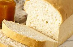 Receita Dedo de Moça: Pão de forma branco (Receita de Rogério Shimura)