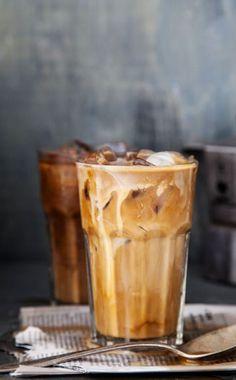 Cooler Energiekick: Im Sommer ist ein Eiskaffee eine gute Alternative zu einem heißen Cappuccino