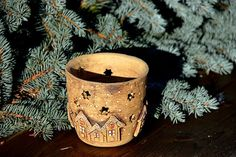 Keramika u Lavender Moscow Mule Mugs, Candle Holders, Lavender, Candles, Christmas, Garden, Xmas, Weihnachten, Lawn And Garden