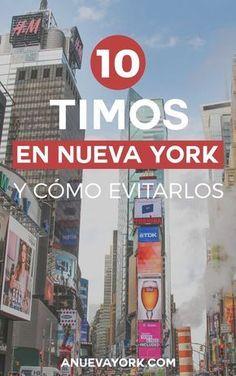 Evitar timos en #NuevaYork