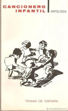 L-I/423. Cancionero infantil antología / por Bonifacio Gil. Madrid : Taurus, 1964. ruza séculos e modas un folclore, pouco atendido, pero que resiste ao paso do tempo. En pobos e cidades de España repítense as cancións de rolda, as coplillas ou frases rimadas con que se trata de entreter aos máis pequenos e os xogos que levan un acompañamento musical. Bailables, cantos de soldados, vellos romances, contribuíron a crear un repertorio tan tradicional como cargado de tenrura.