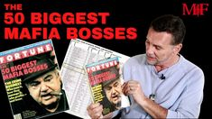 50 Biggest Mafia Bosses | Michael Franzese Michael Franzese, Fortune Magazine, Mafia, Crime, Boss, Youtube, Crime Comics