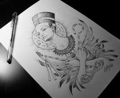 Resultado de imagen de tatuajes egipcios y su significado