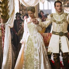 The Tudors Dresses | The Tudors Which wedding dress (for Henry's wives) do you prefer ?