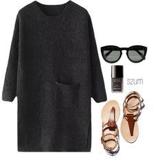 A fashion look from July 2015 by szum featuring CÉLINE y Chanel