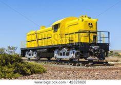 Big yellow freight train