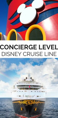 What you need to know before booking the concierge level on Disney Cruise Line.