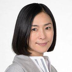 西田尚美 黒髪