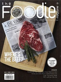 #ClippedOnIssuu from THE FOODIE MAGAZINE March  2014