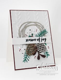 Love for Stamping: 'Season of Joy' Koffie & Kaart