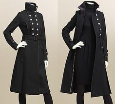 Fashion Tips – Coats Guides for Women Autumn/Winter 2011