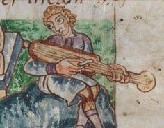Salterio di Stoccarda IXsecolo folio 69r