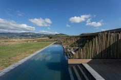 Santa Barbara Eco-Beach Resort is a contemporary Beach Resort with private villas that enjoy spectacular views of both the mountains and the sea. Beach Resorts, Hotels And Resorts, Santa Barbara Resorts, Portugal Travel, Portugal Trip, Beach Design, Beautiful Landscapes, Graham, Places