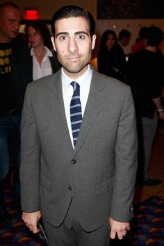 Actor Jason Schwartzman admits to bringing a mini keyboard in his suitcase -- find out more about how Jason travels and his travel tips when you click the photo.