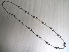 Adita Necklace by neliyo on Etsy, $9.00