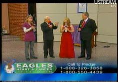 Eagles Heart and Cancer Telethon PDC