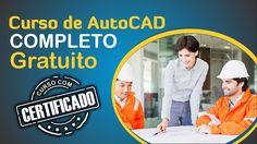 Curso de AutoCAD Completo - Aula 01 - Introdução (Parte 1/3)
