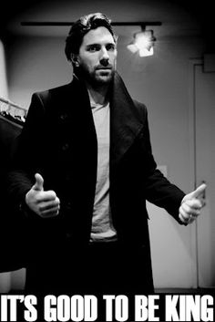 The Henrik Lundqvist blog   King Henrik is one well dress and dapper hockey player
