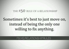 It's always sad when you get to this point Relationship Rules, Letting Go, Love Quotes, Cards Against Humanity, Let It Be, Sad, Colour, Learning, Black